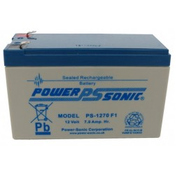 Pile rechargeable 12 V 7Amp